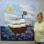 Sigrid Kenny - Marin's Class Quilt