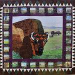 Marcia Shipman - Where the Buffalo Roam